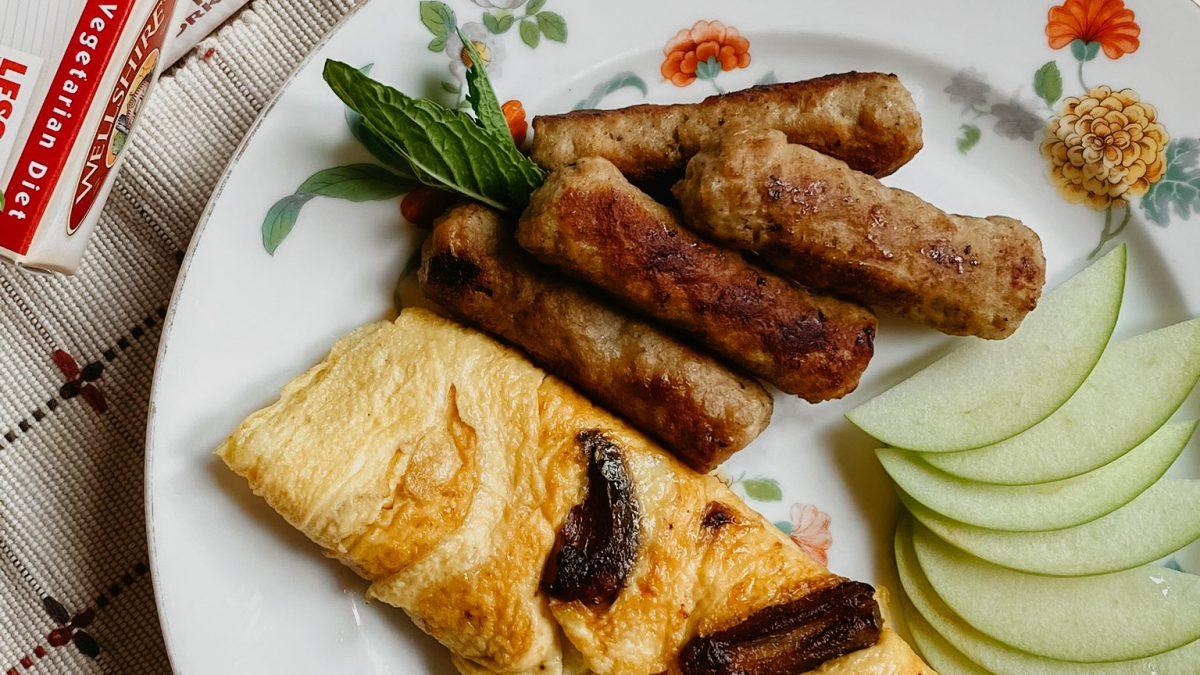 Persian Date Omelette